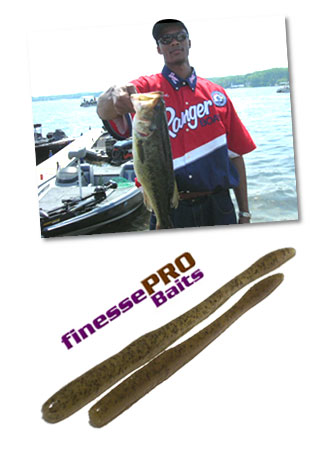 new finesse pro products conquistador tackle bass